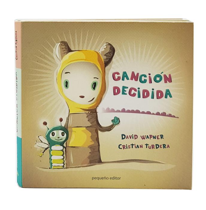 Canción Decidida / David Wapner - Cristian Turdera