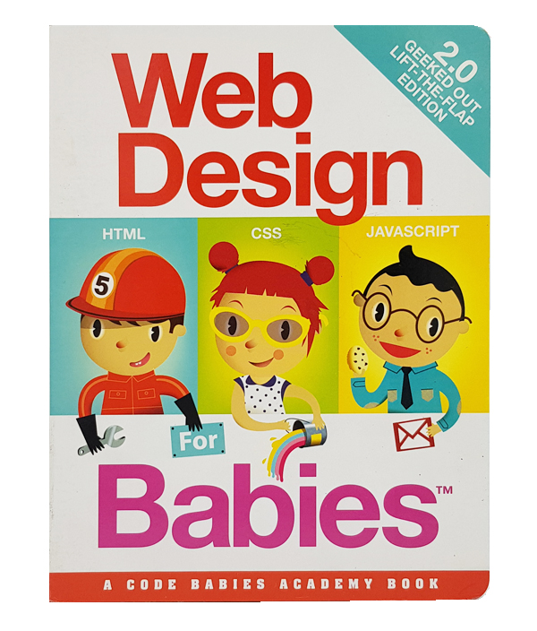 Web design for babies